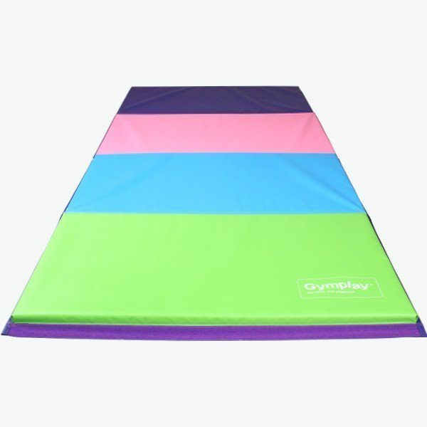 Rainbow Foldemåtte 240