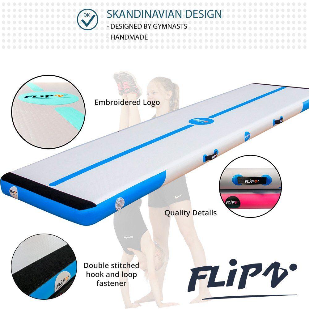 FlipZ airtrack quality and design